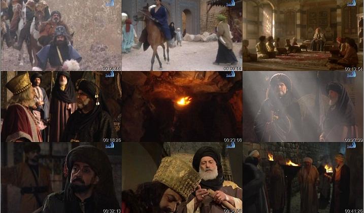 سریال حکیم عمر خیام دوبله کامل با کیفیت عالی