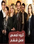 سریال گروه تجسس فصل ششم دوبله فارسی