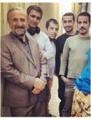 سریال ایرانی شیپورچی