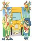 کارتون جی جی و جوجو دوبله
