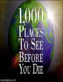 مستند 1000 مکان دیدنی که قبل از مرگ باید دید