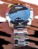 خرید ساعت led d\'ziner اصل با جعبه